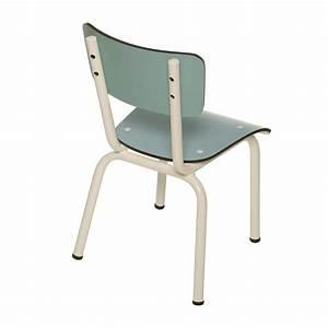 Chaise Enfant Personnalisé : chaise enfant little suzie bleu jade les gambettes mobilier smallable ~ Teatrodelosmanantiales.com Idées de Décoration