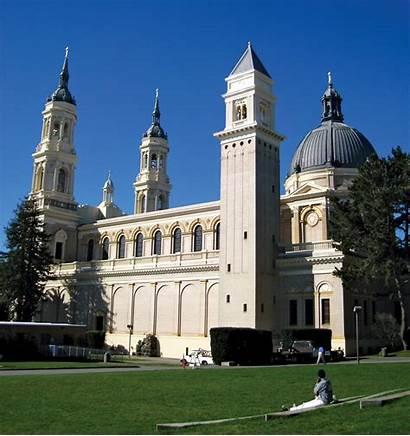 San University Francisco Campus Calif Ignatius Saint