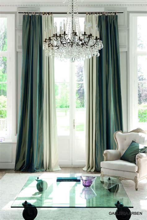 green curtains ideas  pinterest emerald green