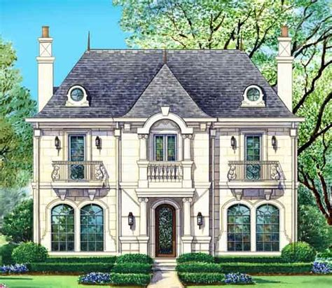 Chateau House Plans by 25 Best Ideas About Chateau Homes On