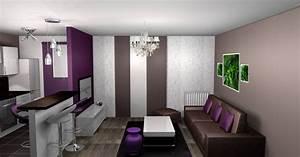 salle a manger blanc laque belgique With meuble salle À manger avec sejour salon salle a manger