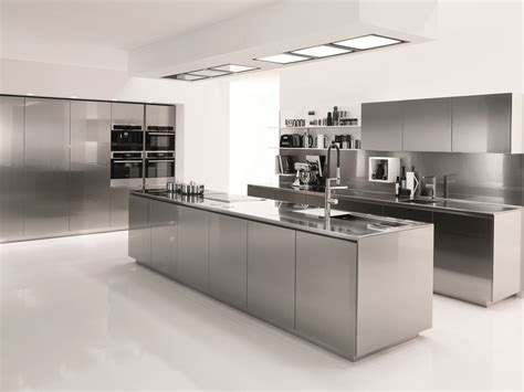 stainless steel cabinets kitchen stainless steel kitchen cabinets home improvement design 5715