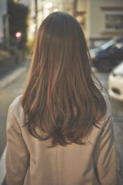 ideas  long asian hairstyles  pinterest