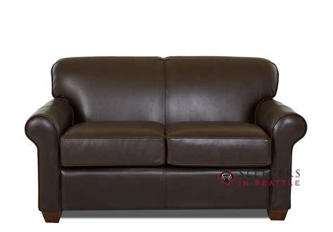 leather twin sleeper sofa brown leather twin sleeper sofa home everydayentropy com