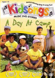 Kidsongs Day at Camp VHS