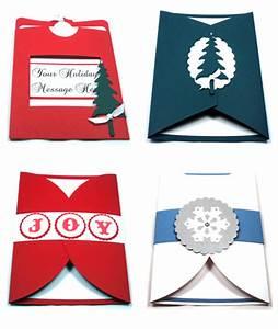 Cards Ideas Easy Christmas Papercraft Ideas Christmas