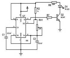 mct2e opto coupler pin description features With touch switch circuit 555 articlequot 555 timer circuits analog circuits
