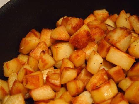 comment cuisiner une patate douce pomme de terre sautée de ma grand mère dans ma