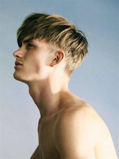 16 Angular Fringe Hairstyle Ideas For Men   Styleoholic