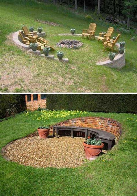 Dude Backyard Level 15 by 22 Amazing Ideas To Plan A Slope Yard That You Should Not