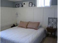 Basement Progress Small Bedroom