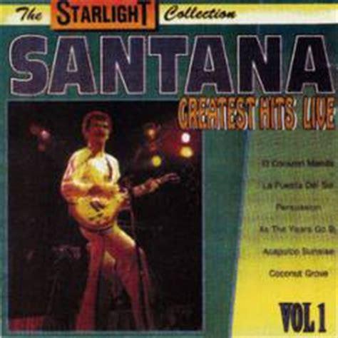Santana  Discografía Completa álbumes