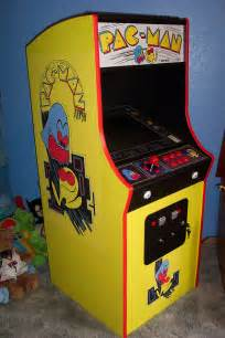 mini pac man arcade cabinet jay s journeys