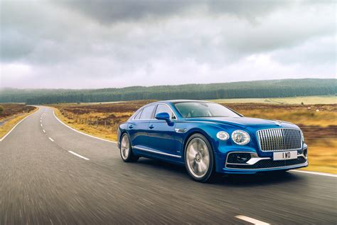 new 2020 bentley flying spur first edition revealed auto