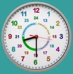 Uhr Mit Zahlen : 60 best uhr lernen images on pinterest baby learning ~ A.2002-acura-tl-radio.info Haus und Dekorationen