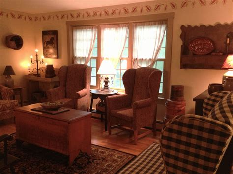 Primitive Decorating Ideas For Living Room by Living Room Primitive Decorating Ii Primitive Living