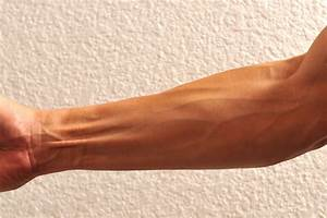 Get Veins To Pop Out