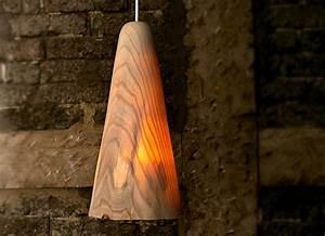 Lampe Aus Holz : leuchten und lampen aus holz von christian masche ~ Eleganceandgraceweddings.com Haus und Dekorationen