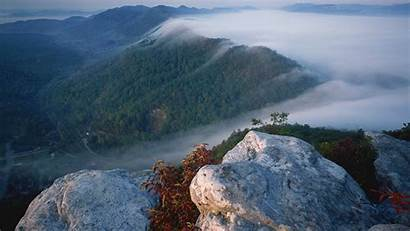 Cumberland Gap Kentucky Park National Mountains Virginia