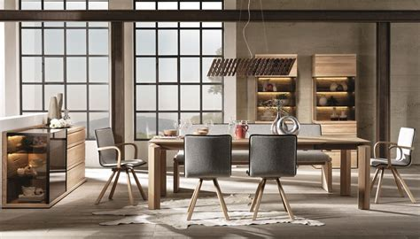 Esszimmer Le Loft by Table De Repas En Ch 234 Ne Massif Table En Noyer Massif