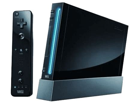 nintendo wii console black wiipwned buy  pwned