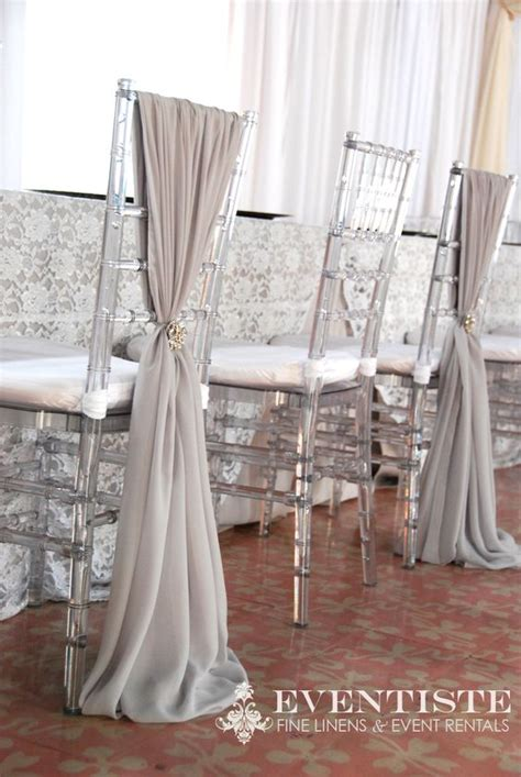 clear chiavari chair covers chiavari chair sashes