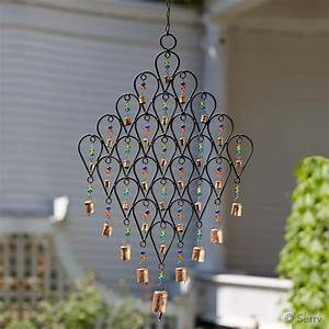 Wedding - Recycled Iron Wind Chime