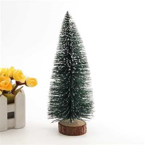 mini christmas tree home wedding decoration supplies