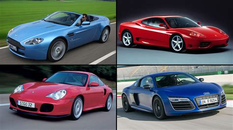 10 of the Cheapest Supercars Under $100K From the Last 20 ...