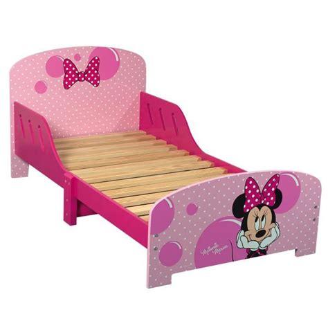chambre fille minnie minnie lit enfant 140 70 cm avec lattes achat vente
