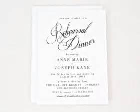 wedding brunch menu invitations rehearsal dinner ajordanscart