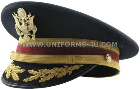 Us Army Service Cap For Field Grade Logistics Branch