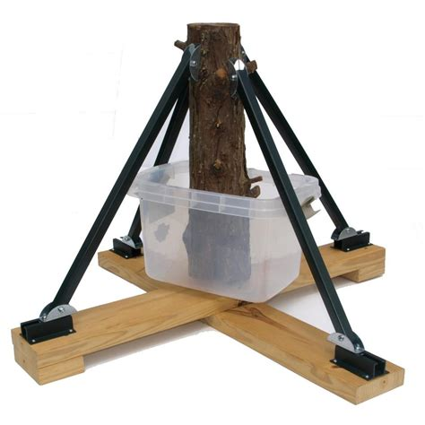 standtastic heavy duty plastic adjustable tree stand for