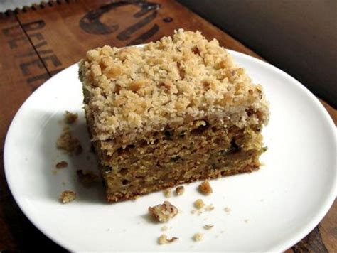 I'm often inclined to spread a little butter how to make a zucchini coffee cake. zucchini coffee cake - In Jennie's Kitchen