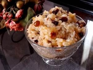 Cuisiner Pour La Semaine : g teau de riz aux raisins secs et pignons kabuni ~ Dode.kayakingforconservation.com Idées de Décoration