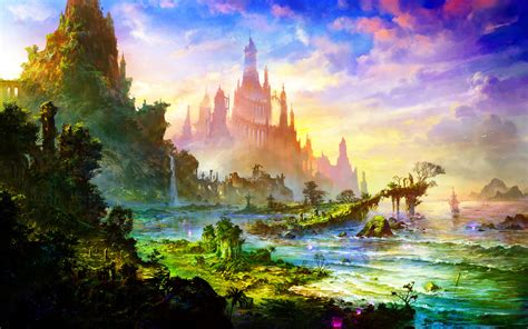 fantasy hd wallpapers