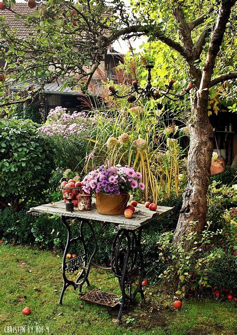 Garten Im Herbst Was Tun by Herbstdekoration Im Garten Dekoideen Mit 196 Pfeln