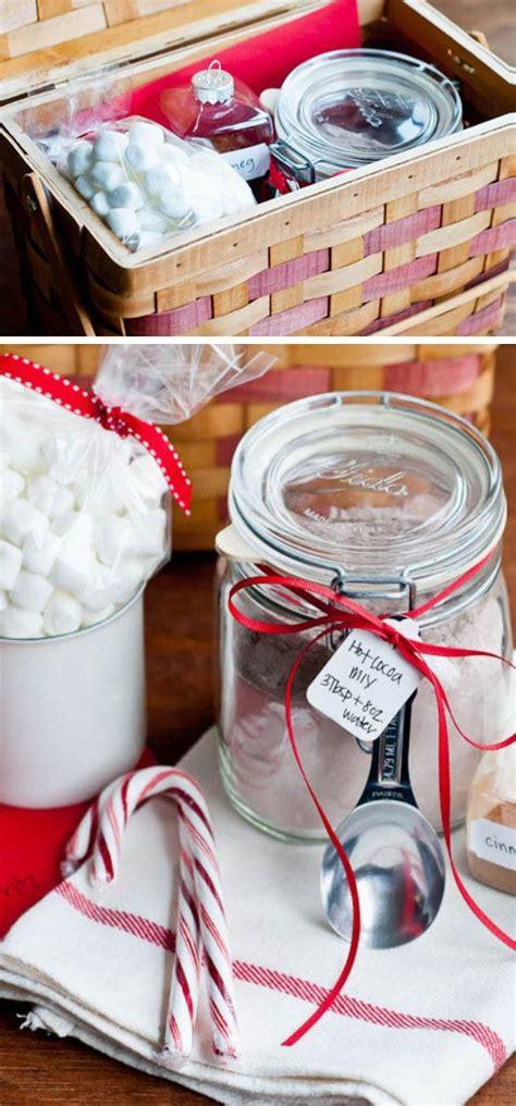 diy christmas gift basket ideas