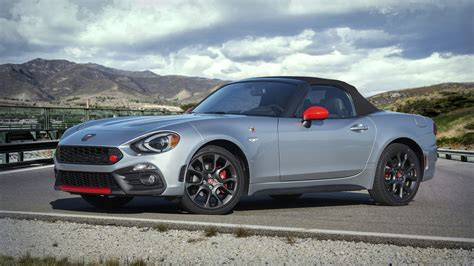 fiat  spider benefits   options including