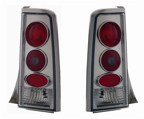 Cg Clear Tail Lights For 2004 Scion Xb