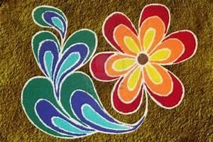 Peacock Rangoli Designs for Diwali - Rangoli | Rangoli ...