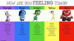How Are You Feeling Emoji Chart You Can Rely On This Chart For Your Calm Down Corner Or