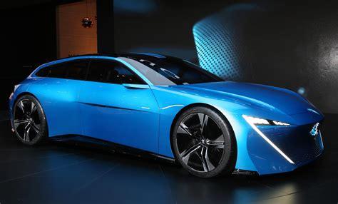 Peugeot Concept by Peugeot Instinct Concept Previews Hybrid Self Driving