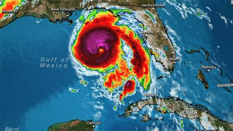 updates monstrous hurricane michael churns