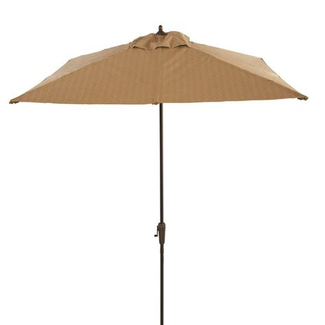 Hton Bay Patio Umbrella by Hton Bay Belleville 8 Ft Patio Umbrella In