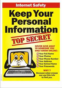 Internet Safety Posters | Safety Poster Shop