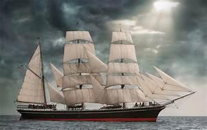 Sailing Ship Wallpapers, Hintergründe