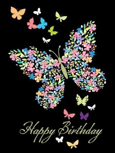 butterfly happy birthday image pictures   images  facebook tumblr pinterest