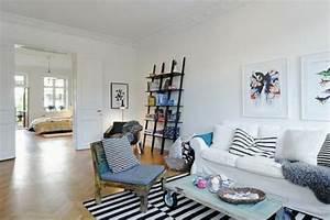 Tapis Ikea Noir Et Blanc : tapis ikea noir et blanc l 39 atelier azimut ~ Teatrodelosmanantiales.com Idées de Décoration
