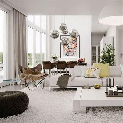 Bright Modern Interior